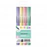 Zakreślacze Pastelline YN TEEN, 4 kolory (433568)