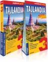 Tajlandia 3w1: przewodnik + atlas + mapa