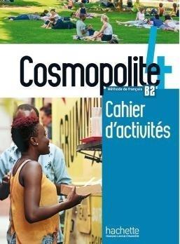 Cosmopolite 4 zeszyt ćwiczeń +CD HACHETTE Nathalie Hirschsprung, Tony Tricot