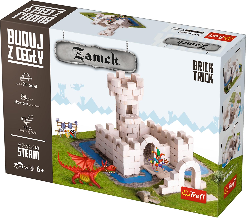 Brick Trick - Zamek M (60870)