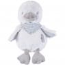 Kaczuszka biała TINNY siedząca, 15 cm