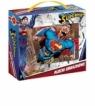 Klocki obrazkowe 12 z okienkiem - Superman
