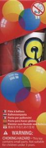 Pasta do robienia balonów Magic Goo czerwona