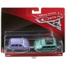 CARS 3 Dwupak Minny & Van Die-Cast Vehicle (DXV99/DXW06)