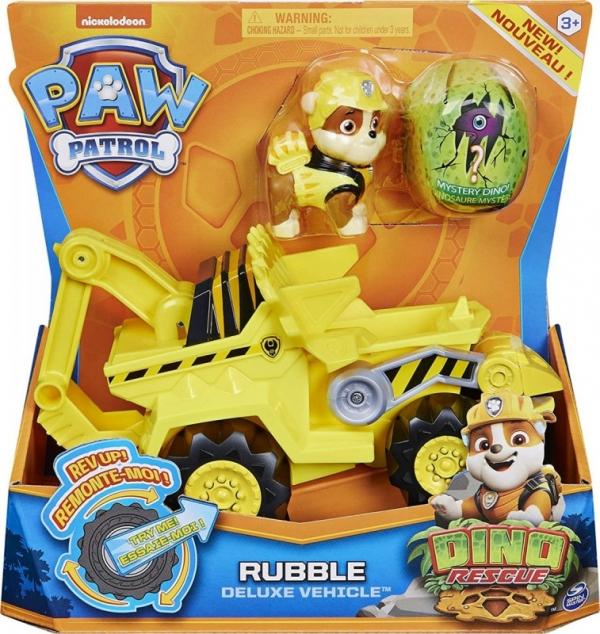 Psi Patrol Pojazd Tematyczny Dino Rubble (6056930/20124742)