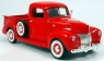 MOTORMAX Ford PickUp 1940 (red) (73170)