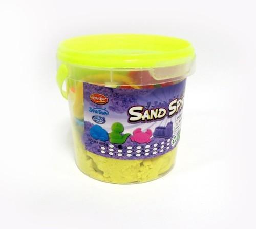 Piasek kinetyczny Sand Spirit - Zwierzęta Domowe MIX (MX0104317)