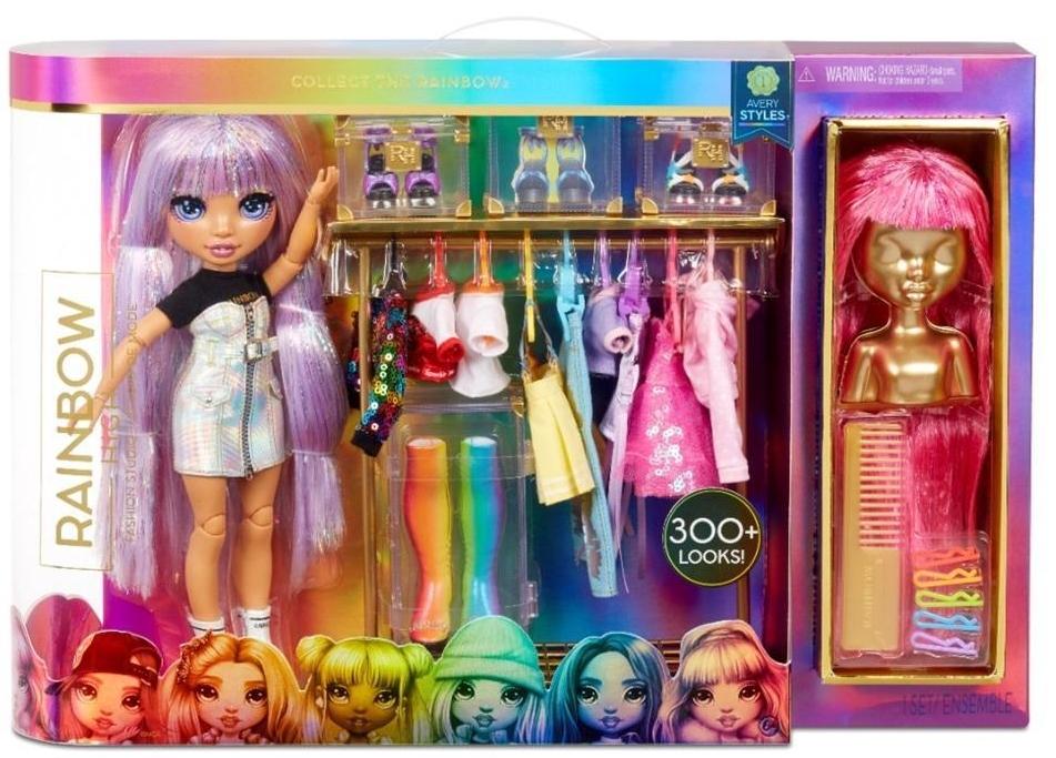 Rainbow High Fashion Studio, 2 szt. (571049E7C)