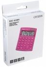 Kalkulator biurowy CITIZEN SDC-812NRPKE, 12-cyfrowy, 127x105mm, różowy