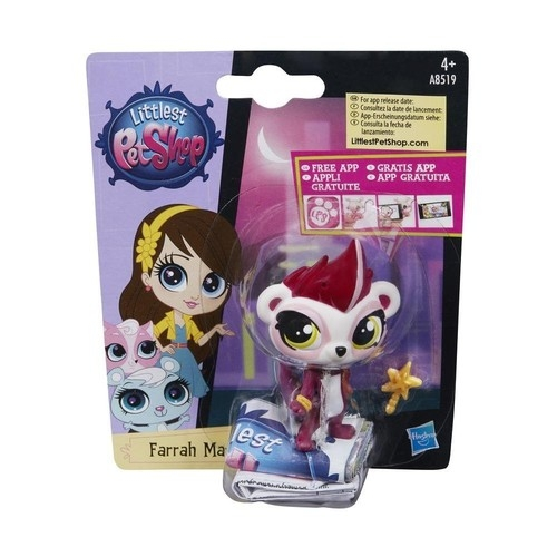 Littlest Pet Shop Figurka Farrah May