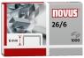 Zszywki Novus (26/6) x 1000 (040-0056)