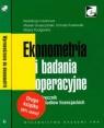Ekonometria i badania operacyjne / Wprowadzenie do ekonometrii