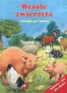 Wesołe zwierzęta. Historyjki, gry i zabawy