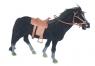 Koń figurka 30 cm czarna