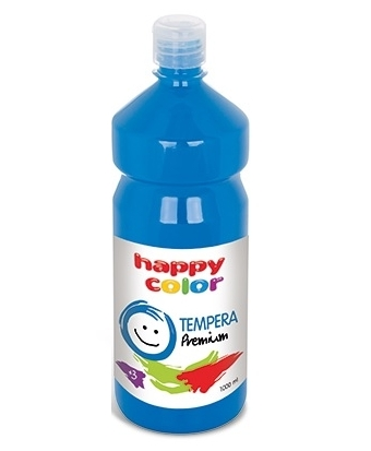 Farba Tempera Premium 1000 ml - błękitny (1000-30)