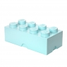 Pojemnik klocek LEGO® Brick 8 - Morski (40041742)