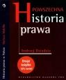Powszechna historia prawa / Historia prawa w Polsce