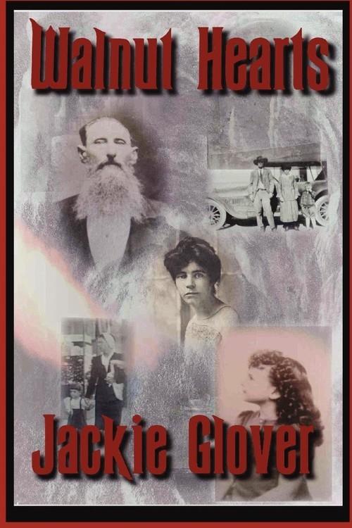 Walnut Hearts Glover Jackie