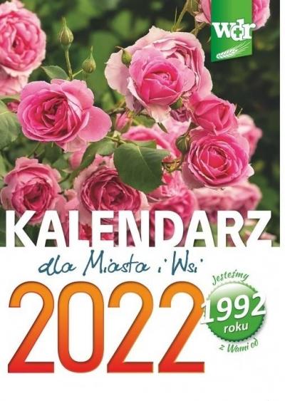 Kalendarz 2022 dla Miasta i Wsi