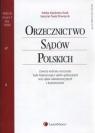 Orzecznictwo Sądów Polskich  2008/05