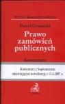 Prawo zamówień publicznych komentarz / Suplement Granecki Paweł