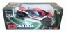 Samochód terenowy Ex-Roar zdalnie sterowany 33cm czerwony
