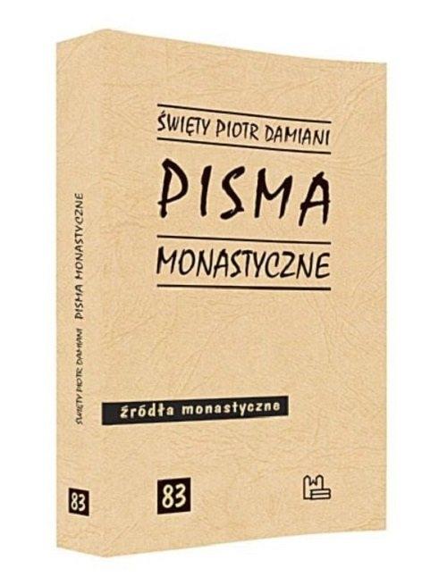 Pisma monastyczne Skwierczyński Krzysztof (red.)