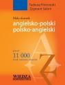 Mały słownik angielsko-polski polsko-angielski Piotrowski Tadeusz, Saloni Zygmunt