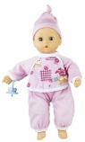 Duża płacząca lalka bobas w ubranku z akcesoriami