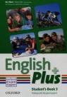 English Plus 3 Podręcznik Gryca Danuta, Pye Diana, Wetz Ben