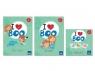 I love Boo Język angielski poziom A+ Pakiet dla dziecka