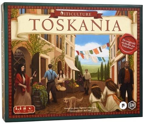 Gra Viticulture: Toskania (08702)