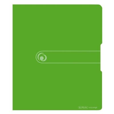 Segregator A4 PP 2R 1,6cm zielony Easy