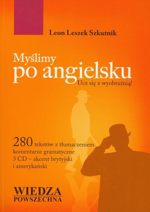 Myślimy po angielsku +3CD Szkutnik Leon Leszek