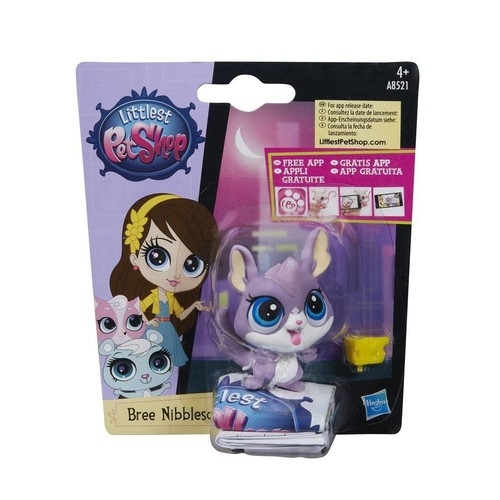 Littlest Pet Shop Figurka Bree Nibbleson