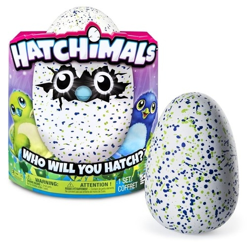 Hatchimals Jajko Smoczydło Zielony
