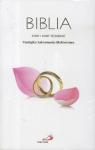 Biblia ST i NT. Pamiątka Sakramentu Małżeństwa