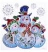 Witrażyk Bożonarodzeniowy