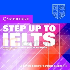 Step Up IELTS Audio CD