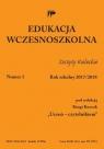 Edukacja wczesnoszkolna nr 1 2017/2018