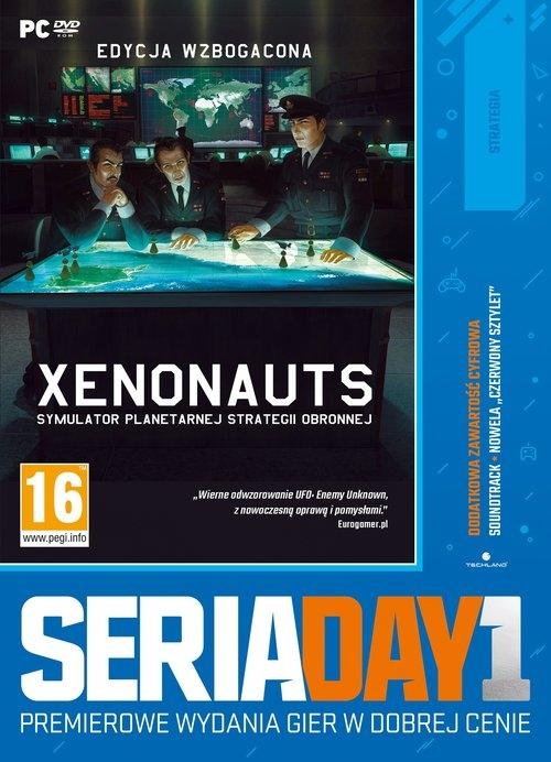 Gra PC Seria Day1: Xenonauts