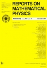 Reports on Mathematical Physics 64/3 2009