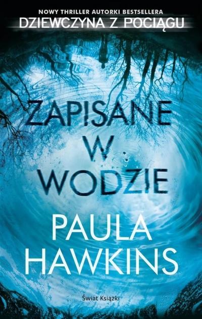 Zapisane w wodzie audiobook Paula Hawkins