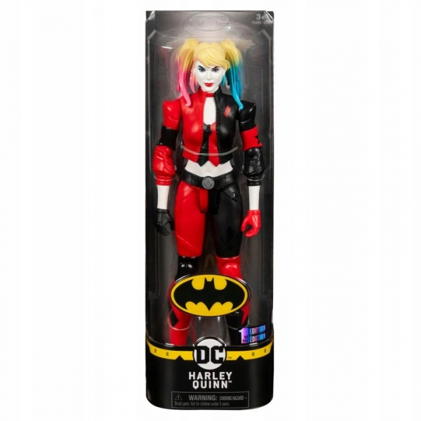 Duża figurka z serii Batman - Harley Quinn (6058527/20127079)