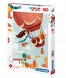 Puzzle SuperColor 180: Fly With Me (29770) Wiek: 7+