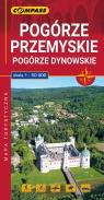 Pogórze Przemyskie Pogórze Dynowskie 1:50 000