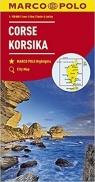 Mapa drogowa Korsyka 1:150 000 MARCO POLO praca zbiorowa