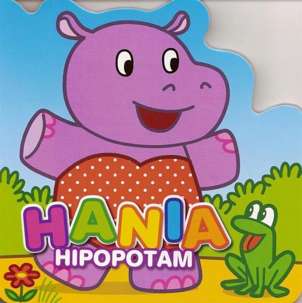 Moi mali przyjaciele Hipopotam Hania