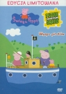 Świnka Peppa Wyspa piratów Puzzle magnetyczne gratis