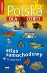 Polska dla dzieci atlas samochodowy